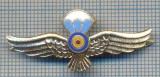 AX 765 INSIGNA - SEMN DE ARMA PARASUTISTI -PENTRU COLECTIONARI