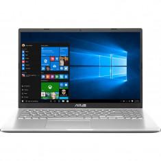 Laptop Asus X509FA-EJ086R 15.6 inch FHD Intel Core i7-8565U 8GB DDR4 512GB SSD Windows 10 Pro Transparent Silver