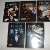 Fringe 2008 2013  5 sezoane DVD, Drama, Romana