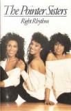 Caseta The Pointer Sisters - Right Rhythm , originala