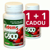 Pachet Vitamina C-500 cu Macese 30tab