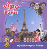 Vipo la Paris. Regele croasanților și regele baghetelor