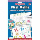 Set Magnetic Primele notiuni de matematica Fiesta Crafts FCT-2810Initiala