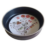 Tava rotunda Zilan, 26 cm, tehnologie Ecosafe