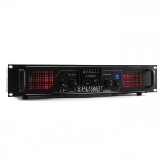 Skytec SPL 1500BT 1500W amplificator Hifi/PA Bluetooth USB