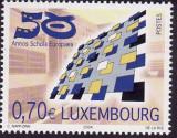 B1539 - Luxemburg 2004 - Europa neuzat,perfecta stare