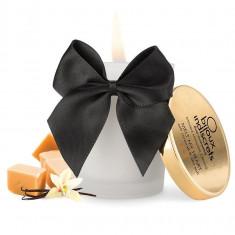 Candela Masaj Bijoux aroma de caramel si vanilie