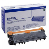 Toner Brother TN2320 negru pentru HLL23xx/ DCPL25xx/MFCL27xx - 2.600 pagini