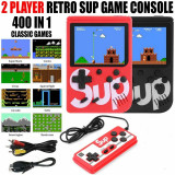 Consola Jocuri Video Portabile SUP Retro Mini Gameboy Cu 400 Jocuri Clasice-203