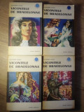 VICONTELE DE BRAGELONNE VOL.1-4 - AL. DUMAS