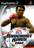 Joc PS2 Knockout Kings 2002