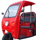 Cumpara ieftin Cabina Triciclu Electric, Voltarom Hercules
