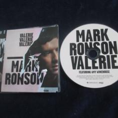 Mark Ronson - Valerie _ maxi single,cd _ Columbia ( 2008 , UK )
