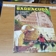 Comic Baracuda Band 1 proost germana