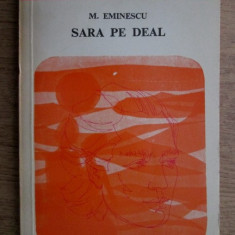 Mihai Eminescu - Sara pe deal. Poezii lirice