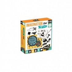 Joc pentru dezvoltarea imaginatiei Headu