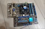 Placa De Baza ASUS P8H67-M,4xDDR3,Socket 1155,Suporta CPU Gen2-Gen3, Pentru INTEL, LGA 1155, DDR2