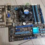 Placa De Baza ASUS P8H67-M,4xDDR3,Socket 1155,Suporta CPU Gen2-Gen3