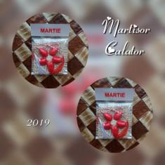 """Martisor Natural """"Model 95"""""""