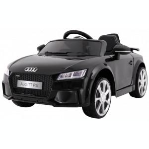 Masinuta electrica Audi TT RS Quattro, negru