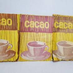Pachete cacao sigilate perioada comunista
