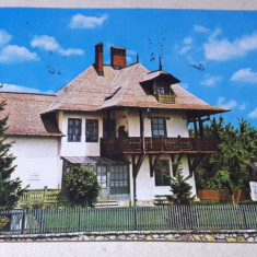 Campina - Muzeul Nicolae Grigorescu - vedere circulata