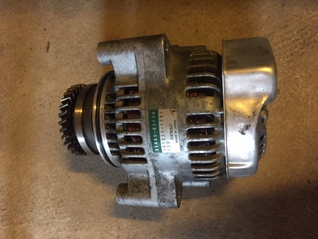 Alternator Suzuki GSX 750 F