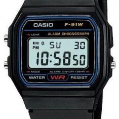 Ceas bărbătesc Casio F91W-1