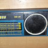 RADIO NEIVA RP-204 de colectie,Netestat ,lipsa capac baterie,Tr.GRATUIT