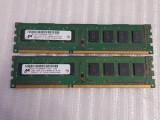 Memorie desktop MICRON 2GB DDR3,1333 Mhz, PC3-10600U, - poze reale