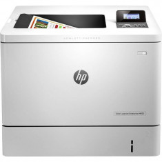 Imprimanta laser color HP LaserJet Enterprise M553N A4