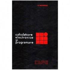 Calculatoare electronice si programare
