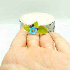 Martisor flori de nu-ma-uita