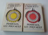 Umberto Eco - Pendulul lui Focault 2 volume