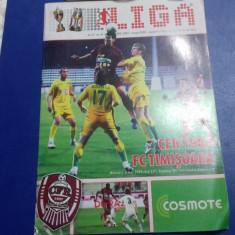 program       CFR Cluj   -  FC  Timisoara