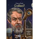 Cine a fost Galileo, Patricia Brennan Demuth