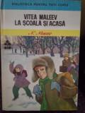 N.Nosov - Vitea Maleev la scoala si acasa si alte povestiri, 1975