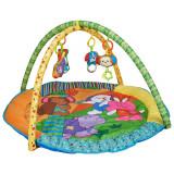 Salteluta de joaca rotunda animalutele vesele Kidscare for Your BabyKids