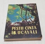 Anticariat Carte drumetie turism stiinta PESTII CANTA IN UCAYALI