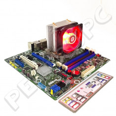 FIRMA! GARANTIE! Kit GAMING i5 3570K 3.4GHz + Placa de baza Intel + cooler NOU, Pentru INTEL, 1155, DDR 3