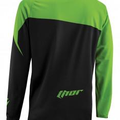 Tricou motocross copii Thor Phase Tilt culoare verde/negru marime L Cod Produs: MX_NEW 29121186PE