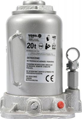 Cric hidraulic 20 tone VOREL foto