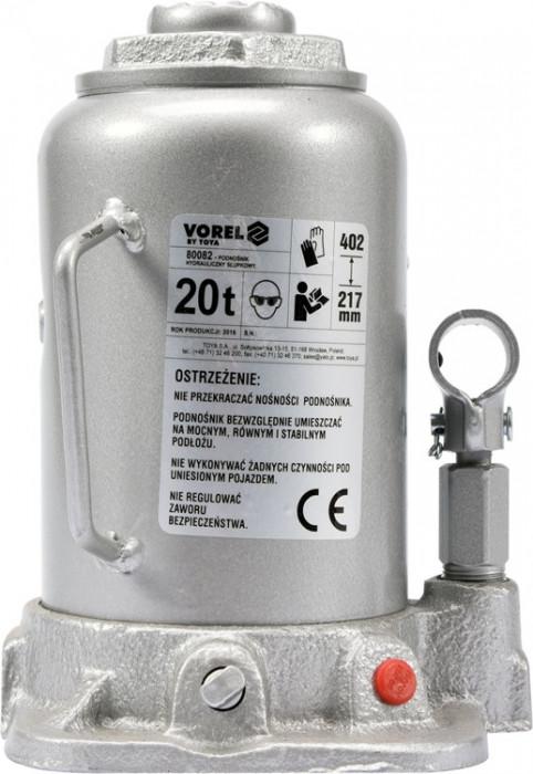 Cric hidraulic 20 tone VOREL