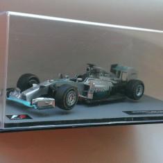 Macheta Mercedes F1 W05 (Lewis Hamilton) Formula 1 2014 - Altaya 1/43