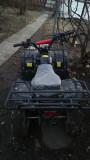 Atv nitro 125 cc., Yamaha