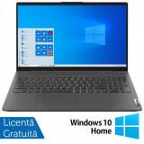 Laptop Nou Lenovo IdeaPad 5 15IIL05, Intel Core Gen 10 i7-1065G7 1.30-3.90GHz, 12GB DDR4, 512GB SSD, 15.6 Inch Full HD IPS LED TouchScreen, Bluetooth,
