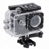 Camera Sport GoPro NOU / Rezistent la apa / Cleme prindere casca-bicicleta