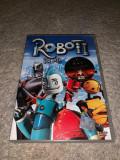 DVD Desene animate - Roboti