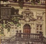 BACH : Orchestersuiten BWV 1066 / 1067 / 1068 / 1069 ( 2 discuri vinil )