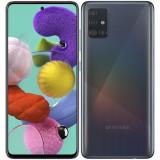 Telefon mobil Samsung Galaxy A51 128GB 4GB RAM Dual SIM 4G Crush Black